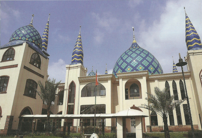 Masjid subang as sa'adah