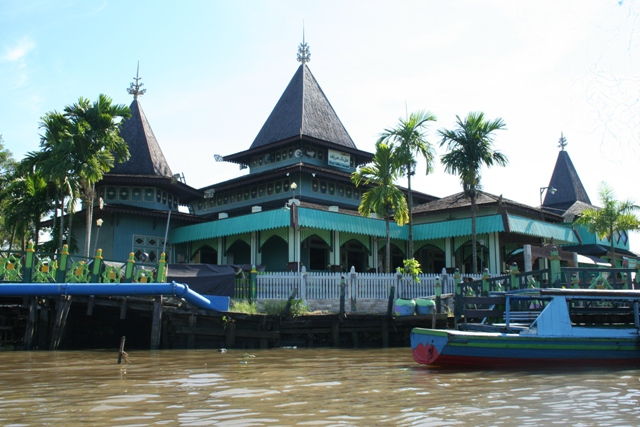 Image result for Masjid Sultan Suriansyah