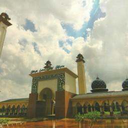 Masjid Sultan Syarif Hasyim