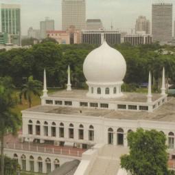masjid agung al azhar