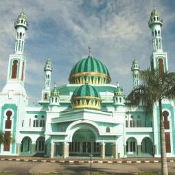 masjid agung al-manan