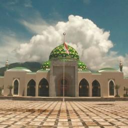 masjid agung natuna kepri