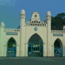 masjid agung surakarta depan
