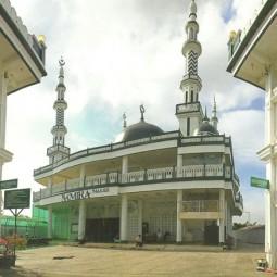 masjid namira pekanbaru