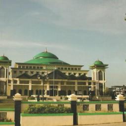 masjid raya pangkal pinang