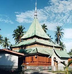 masjid nagari kota nan empat