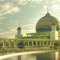 masjid al buruj depan