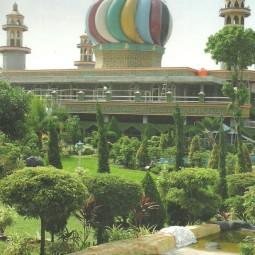 masjid al furqon depan