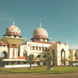 masjid al markaz al islami kab maros