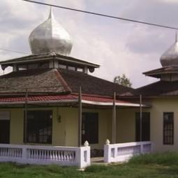 masjid al mujahidn bengkulu