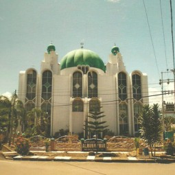 masjid al munawwar depan