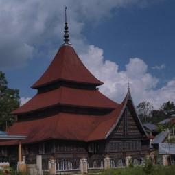 masjid asasi nagari gunung