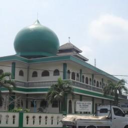 masjid baitul musliminn banten