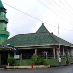 masjid besar al mahmudiyah palembang