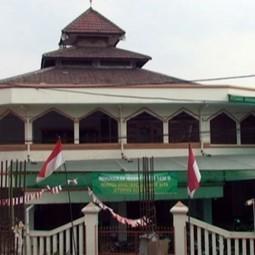 masjid jami al atiq kampung melayu besar