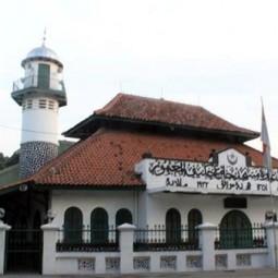 masjid jami al makmur cikini