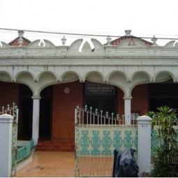 masjid jami an nawier pekojan depan