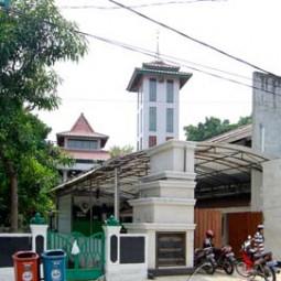 masjid jami assalafiyah