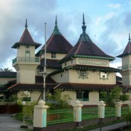 masjid jami sambas1