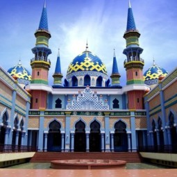 masjid jami tuban depan