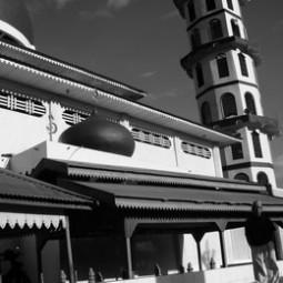 masjid kampung baru donggala