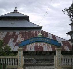 masjid keramat kerinci