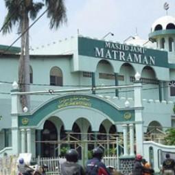 masjid matraman
