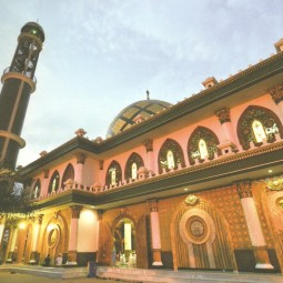 masjid muhammad kholil depan