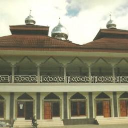 masjid nurul amin depan