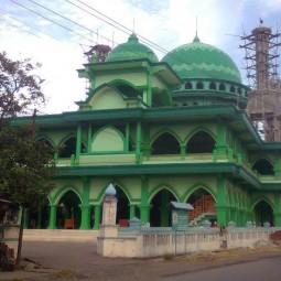 masjid pegandon 2