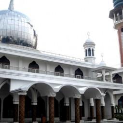 masjid pematang siantar