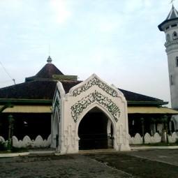 masjid pura mangkunegaran