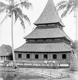 masjid syekh mangsiangan koto laweh