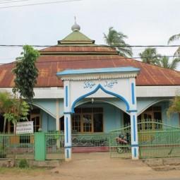masjid syuhada bengkulu